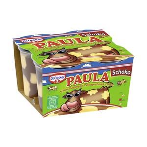 Dr. Oetker Paula Pudding 4 x 125 g = 500 g oder Minis 6 x 50 = 300 g versch. Sorten, jede Packung