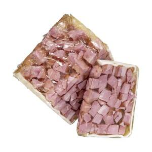 GS Schmitz Schinkensülze im Speckwickel, mit viel magerem Schweinefleisch,  je 100 g