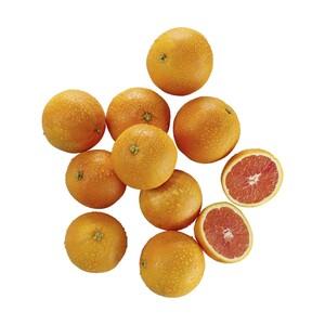 Italien Moro Orangen, Kennzeichnung siehe Etikett, jedes 1-kg-Netz