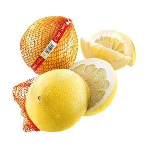 China Honigpomelos, weiß, Kennzeichnung siehe Etikett, je Stück