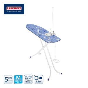 """Bügeltisch """"Air Board M Shoulder Compact Plus VDE"""" - einzigartige Schulterpassform für ein optimales Bügeln von Hemden und Blusen - speziell für den Einsatz eines Dampfbügeleisens geeignet -"""
