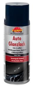 Carfit Auto Glanzlack, Schwarz 6er Set