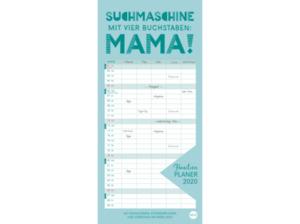 ATHESIA TYPO FAMILIENPLANER Kalender