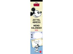 ATHESIA MICKEY MOUSE ZETTEL-ABREISS-MEMO-KALENDER Kalender