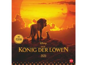 ATHESIA LION KING BROSCHUR Kalender