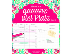 ATHESIA KALENDER MIT GAAANZ VIEL PLATZ BLUMEN Kalender