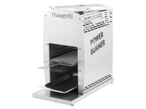 DANGRILL 88170 Power Burner Gasgrill - Weiß