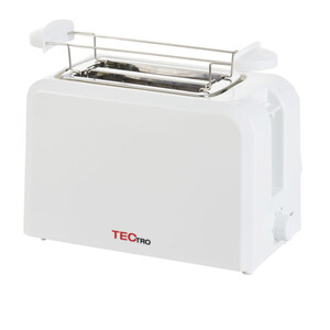 TecTro Toaster TA 171 in weiß