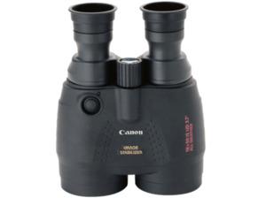 CANON IS All-Weather Fernglas Vergrößerung: 18x in Schwarz