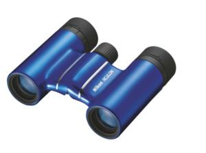NIKON T 01 Aculon Fernglas Vergrößerung: 8x in Blau