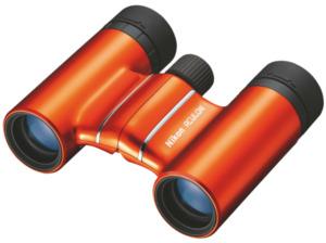 NIKON T 01 Aculon Fernglas Vergrößerung: 8x in Orange