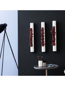 Pflanzenset Wandbegrünung »bigTube«, max. Wuchshöhe: 7,5  cm, mehrjährig