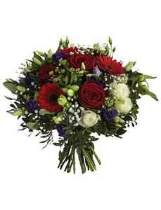 Blumenstrauß mit Blumenstrauß, Ø 31–36 cm