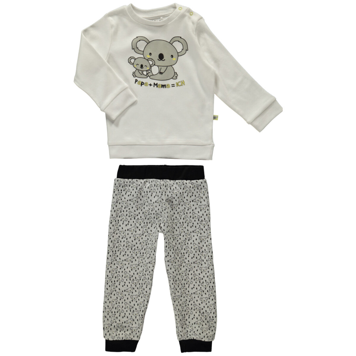 Bild 1 von Baby Pyjama mit Koala Motiv