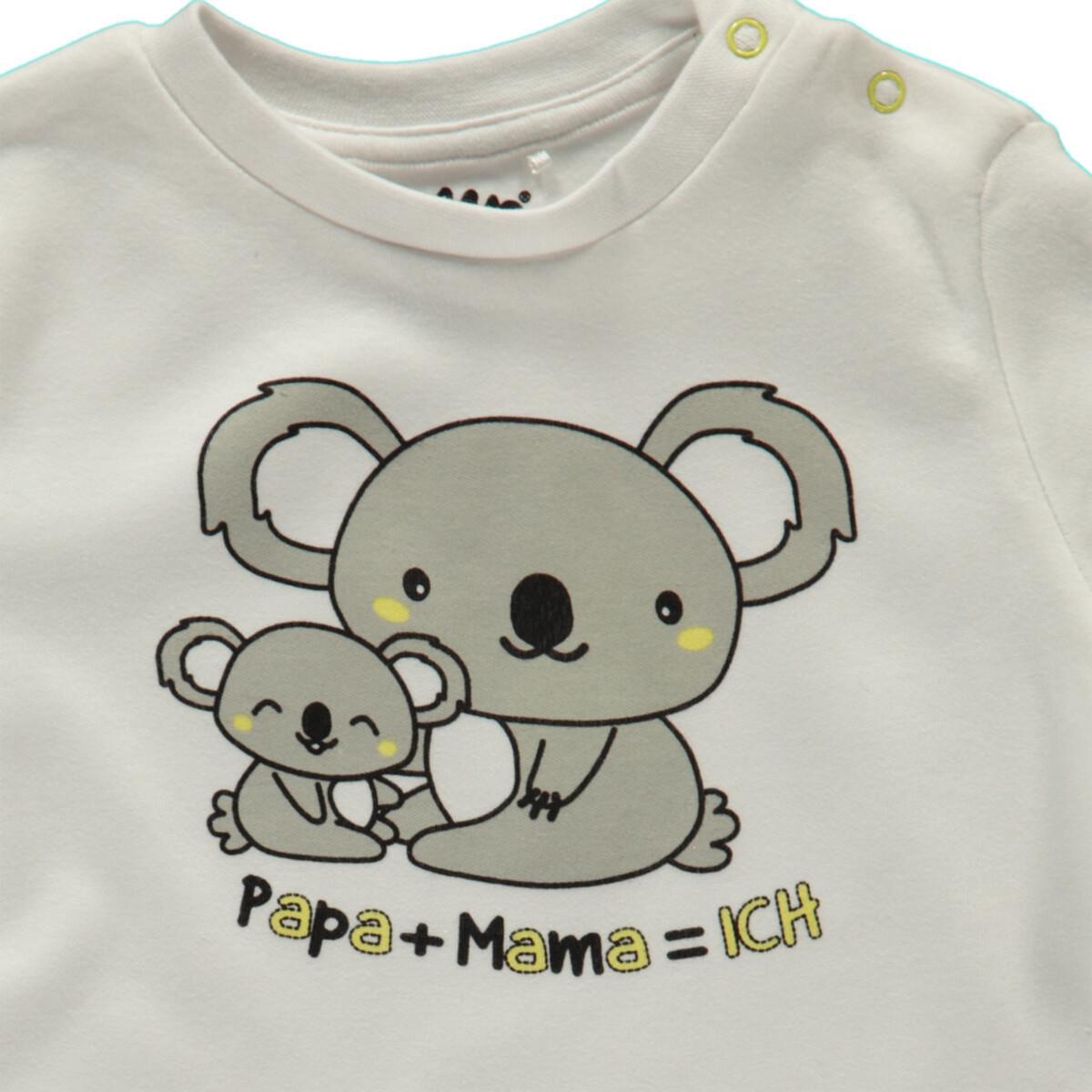 Bild 3 von Baby Pyjama mit Koala Motiv