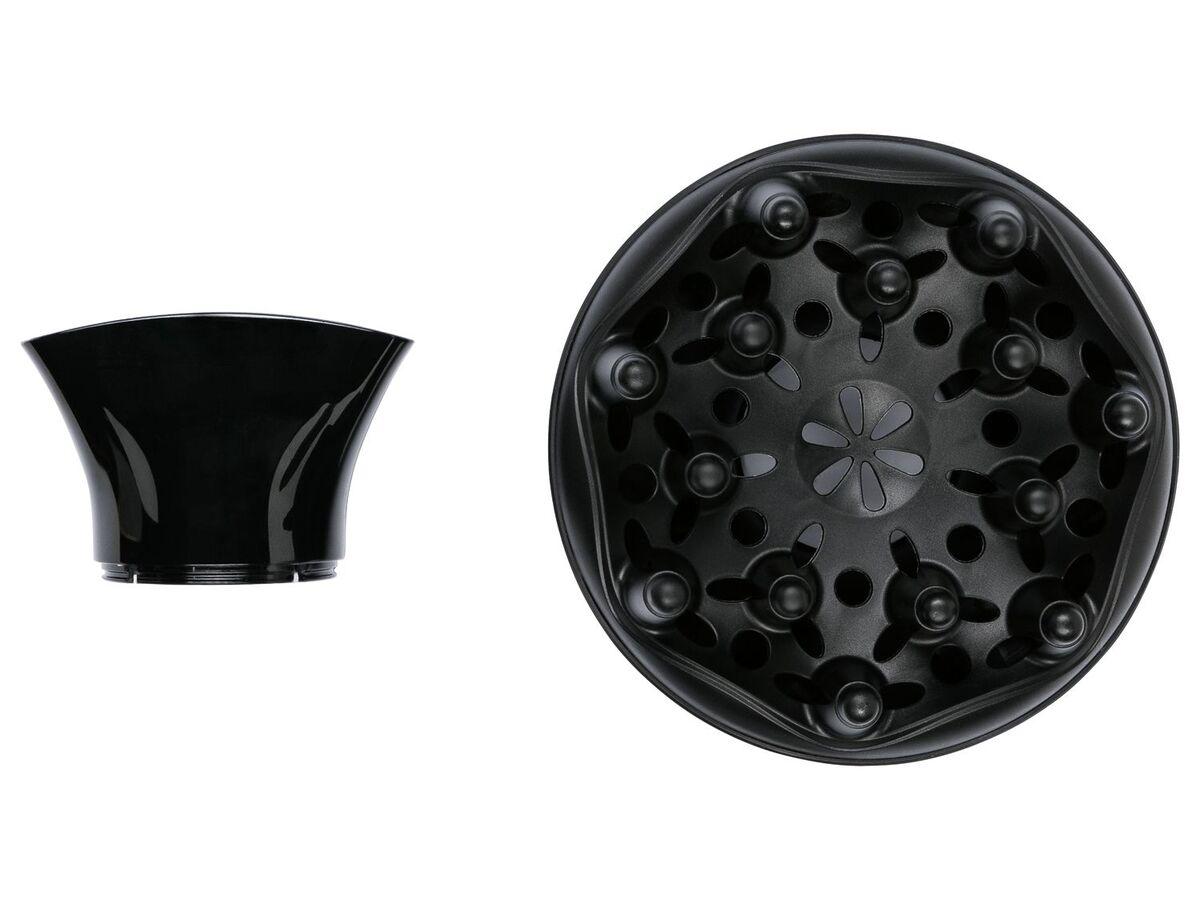 Bild 4 von SILVERCREST® Haartrockner, mit Ionenfunktion, Konzentrator, Diffusor, 3 Temperaturstufen