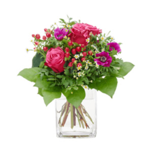 Ich denk an Dich -   Valentinstag mit Fleurop