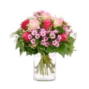 Liebesbrief -   Valentinstag mit Fleurop