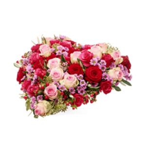 Von Herzen -   Valentinstag mit Fleurop