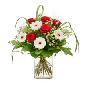 Unendliche Liebe -   Valentinstag mit Fleurop