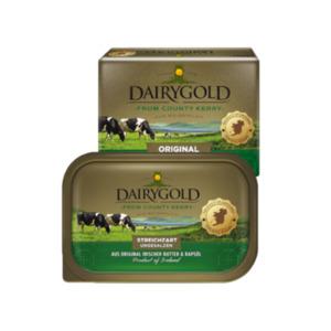 Dairygold Butter oder Mischstreichfett