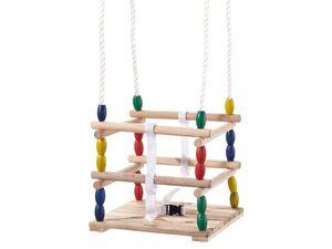 Beluga TWIPSOLINO Holz-Gitterschaukel