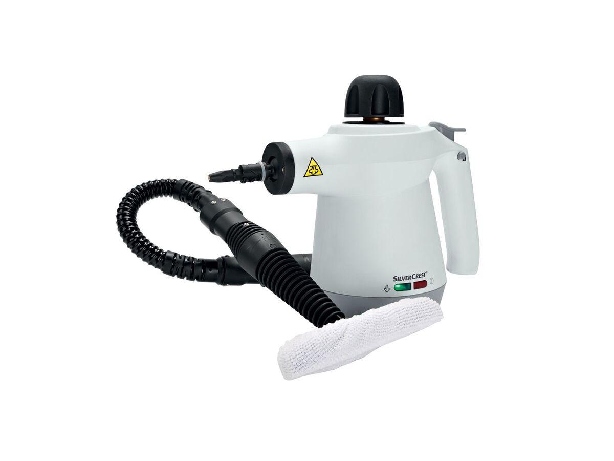 Bild 2 von SILVERCREST® Dampfreiniger, 3 Minuten Aufheizphase, mit schwenkbarer Düse, zur Desinfektion