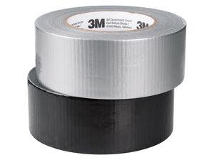3M Klebeband, 2 Stück, Gaffer Tape, 50 m Länge