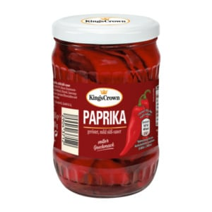 KING'S CROWN  	   Paprika