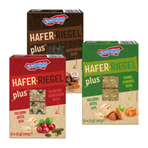 KNUSPERONE     Hafer-Riegel