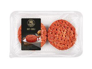 Burger-Patties vom Rind