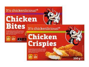 Chicken Bites/ Chicken Crispies