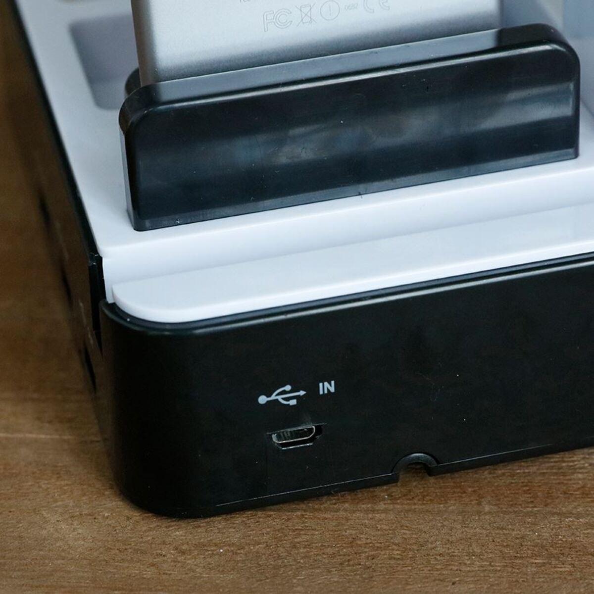 Bild 4 von Soundlogic Schreibtisch-Organizer mit USB-Anschlüssen