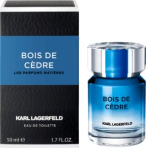 Karl Lagerfeld Eau de Toilette Bois de Cèdre