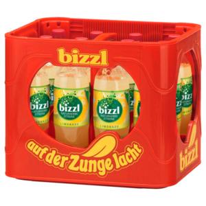 Bizzl Naturherb Zitrone ohne Zucker 12x1l