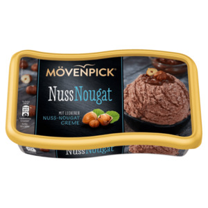 Mövenpick Eis Nuss Nougat 850ml