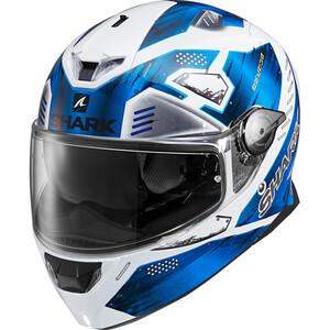 Shark helmets            SKWAL 2 Polo Edition Venger Blau Dekor