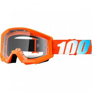100% Strata Crossbrille orange