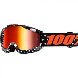 100% Accuri Crossbrille orange