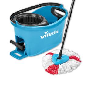 VILEDA EASY WRING & CLEAN Turbo-Wischmopp-Set