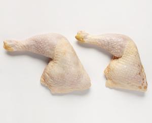 BBQ XXL Hähnchenschenkel, gewürzt