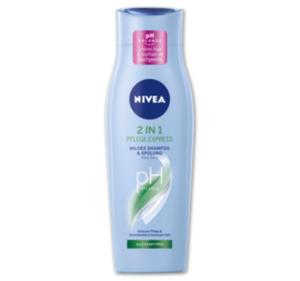 NIVEA 2in1 Pflege, Pflegeshampoo und Spülung
