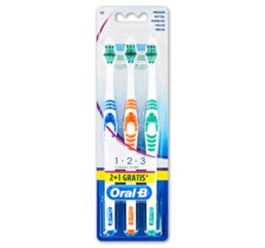ORAL-B Zahnbürsten