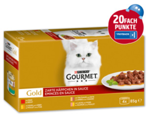 PURINA Gourmet Gold Multipacks
