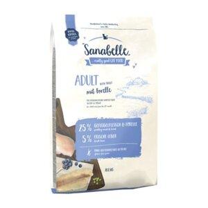 Sanabelle Adult Forelle 10kg
