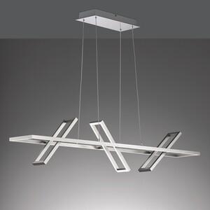 home24 LED-Pendelleuchte Keadby II