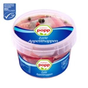 Popp Zarte Appetithappen