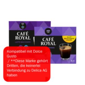 Cafe Royal Kapseln
