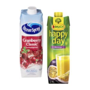Happy Day oder Ocean Spray Cranberry