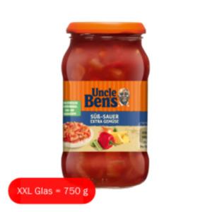 Uncle Ben's Sauce XXL